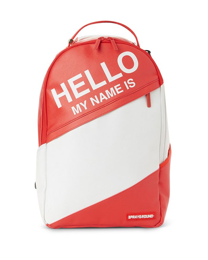 Sprayground - Unisex This Is The 1st Bag Ever Made Backpack