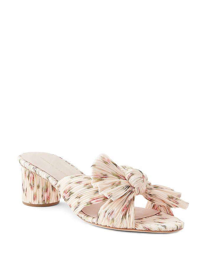 Loeffler Randall - Women's Emilia High-Heel Slide Sandals