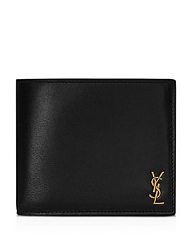 Saint Laurent - Monogram Bi Fold Wallet