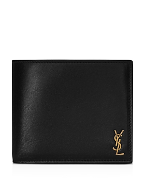 Saint Laurent Monogram Bi Fold Wallet-Men