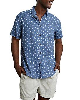 Rails - Slim Fit Carson Printed Shirt