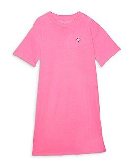 Spiritual Gangster - Girls' Short Sleeve Tee Dress - Little Kid, Big Kid