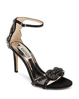 Badgley Mischka - Women's Zadie Strappy High Heel Sandals