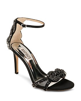 Badgley Mischka - Women's Zadie Strappy High Heel Sandals