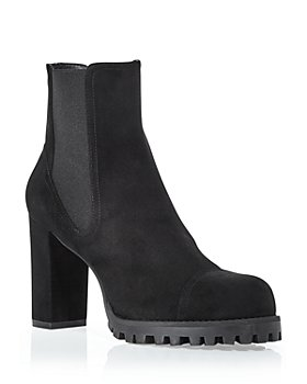 Stuart Weitzman - Women's Wenda Pull On Booties
