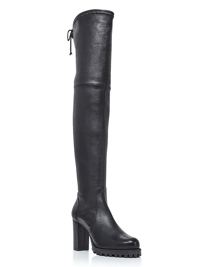 Stuart Weitzman - Women's Zoella Over The Knee Boots
