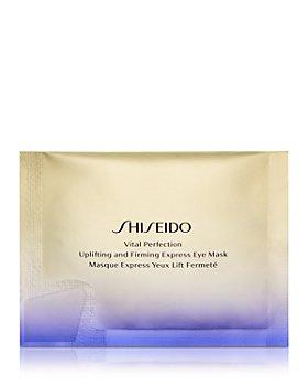 Shiseido - Vital Perfection Uplifting & Firming Express Eye Mask
