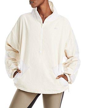 Alo Yoga - Alo Yoga Renewal Half Zip Pullover