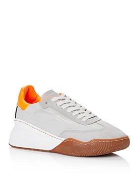Stella McCartney - Women's Tess Low Top Wedge Sneakers