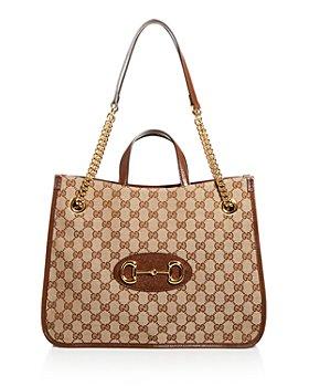 Gucci - 1955 Horsebit GG Supreme Medium Tote Bag