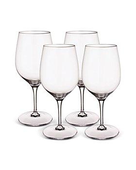 Villeroy & Boch - Entree Claret Glasses, Set of 4