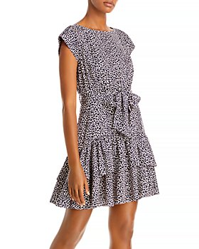 Rebecca Taylor - Leopard Print Dress