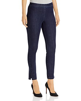 Lafayette 148 New York - Murray Cropped Skinny Jeans in Blue