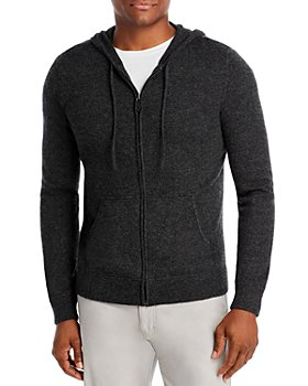 The Men's Store at Bloomingdale's - Cashmere Zip Hoodie Sweater