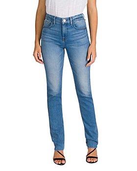 Jen 7 - Slim Straight Jeans in La Quinta
