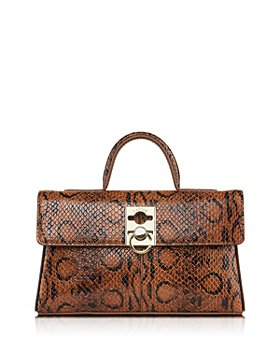 Cafuné - Stance Python Print Leather Wallet Crossbody