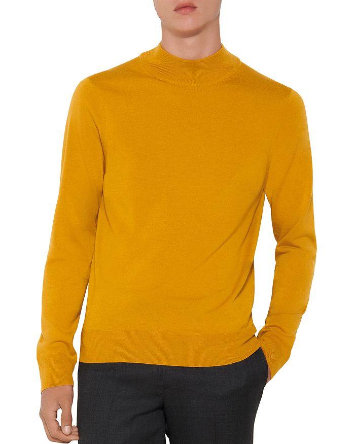 Sandro - Industrial Slim Fit Sweater