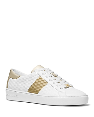 Michael Michael Kors WOMEN'S COLBY LACE UP SNEAKERS