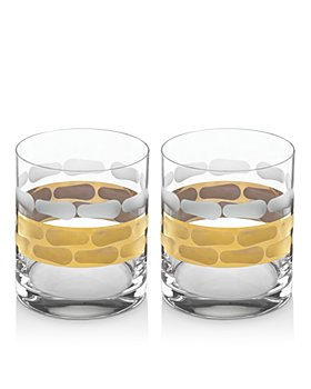 Michael Wainwright - Truro Double Old Fashioned Glass Set of 2
