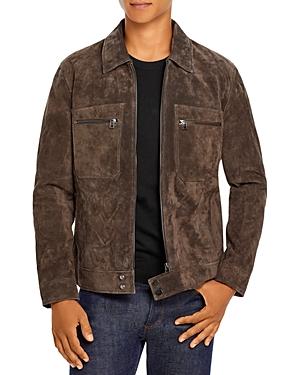 Blanknyc Suede Regular Fit Jacket-Men