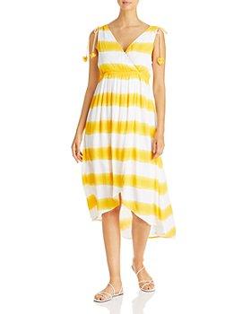 Tommy Bahama - Set Sail Striped Maxi Dress