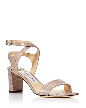 Jimmy Choo - Women's Marine 65 Strappy Sandals - 100% Exclusive
