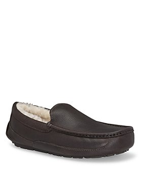 UGG® - Men's Ascot Leather Slippers