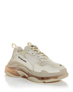 Balenciaga - Men's Triple S Clear Sole Sneakers