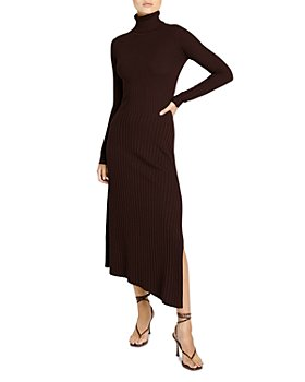 A.L.C. - Emmy Asymmetric Sweater Dress
