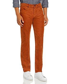 J Brand - Classic Tyler Slim Fit Corduroy Pants
