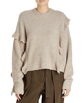 3.1 Phillip Lim - Lofty Ruffle Sweater