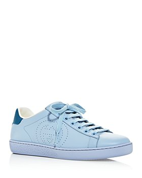Gucci - Women's Ace Interlocking G Low Top Sneakers