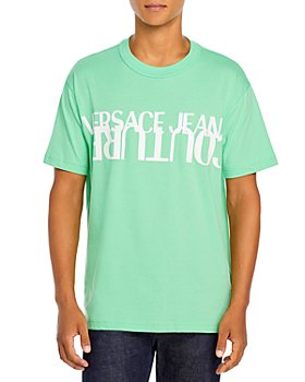Versace Jeans Couture - Inverted Logo T-Shirt