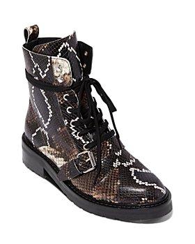 ALLSAINTS - Women's Donita Combat Boots