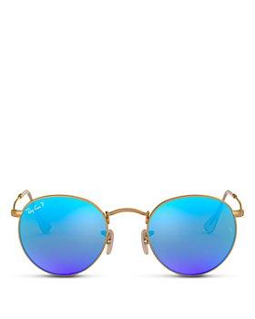 Ray-Ban - Men's Phantos Polarized Sunglasses, 53mm