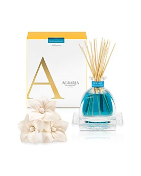 Agraria - Mediterranean Jasmine Home Fragrance Collection