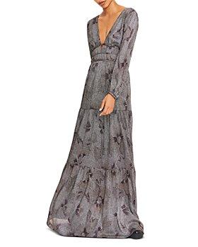 ba&sh - Lili Printed Maxi Dress