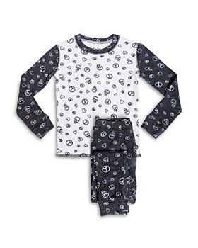 PJ Salvage - Boys' Peace Print Pajama Set - Little Kid, Big Kid