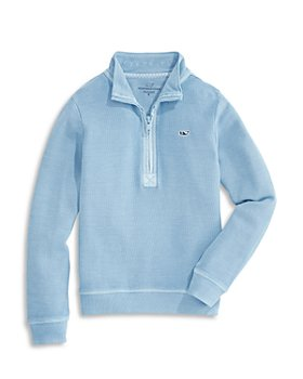 Vineyard Vines - Boys' Cotton Quarter Zip Sweatshirt - Little Kid, Big Kid