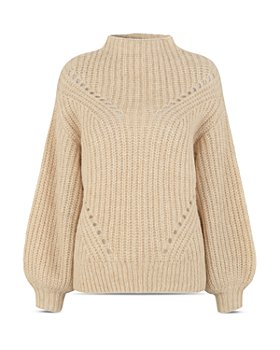 Notes du Nord - Rex Balloon Sleeve Sweater