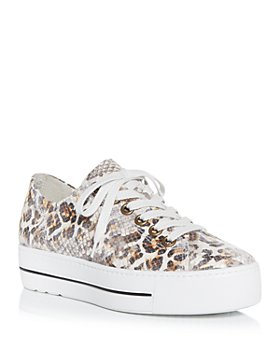 Paul Green - Women's Bixby Platform Low Top Sneakers