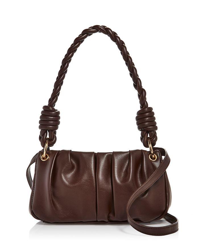 Aqua Soft Shoulder Bag - 100% Exclusive In Brown
