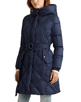 Ralph Lauren - Soft Belted Coat