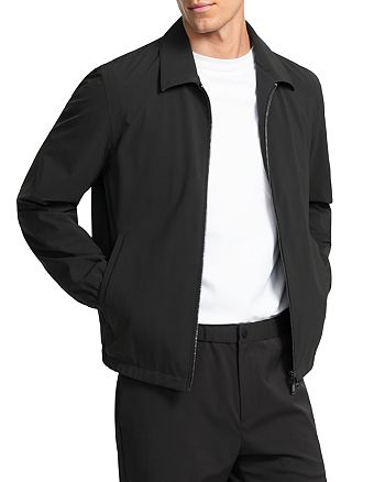 Theory - Brody Zip Front Jacket