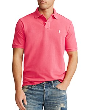 Polo Ralph Lauren - Cotton Mesh Classic Fit Polo Shirt