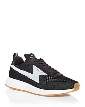 PS Paul Smith - Men's Zeus Knit Low Top Sneakers