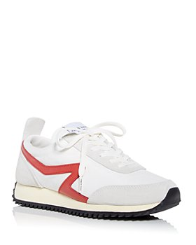rag & bone - Women's Retro Runner Low Top Sneakers