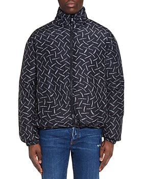 Marcelo Burlon - Logo Print Jacket