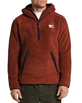 The North Face® - Campshire Cotton Fleece Regular Fit Pullover Hoodie