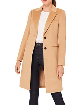 HOBBS LONDON - Petite Tilda Wool Coat